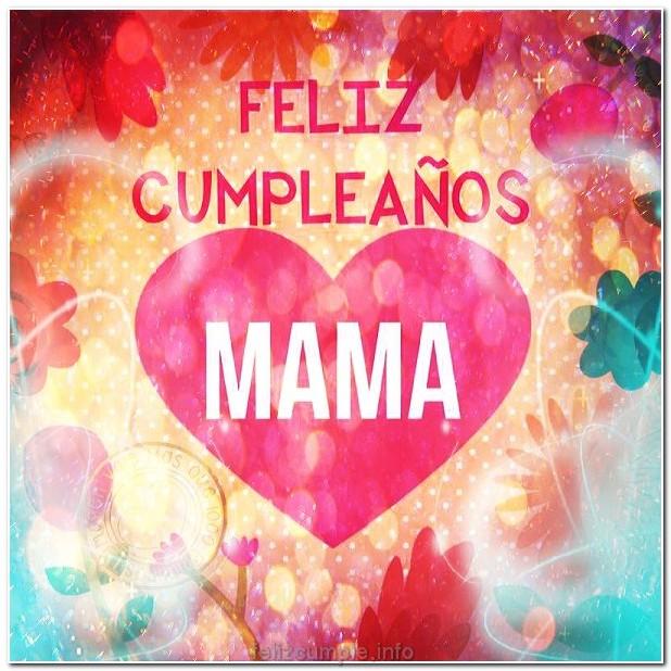 Photo of Frases de cumpleaños para mi mamá